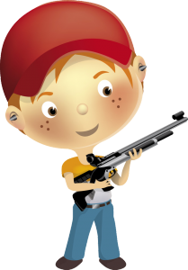 Theo carabine 2
