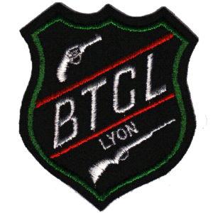 Ecusson BTCL