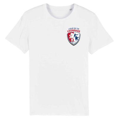 T-shirt Homme 100% coton Bio - Ligue