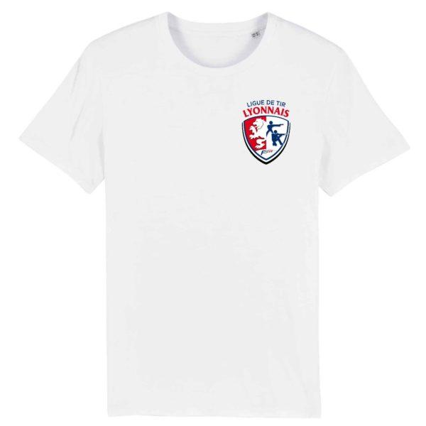 T-shirt Homme 100% coton Bio – Ligue