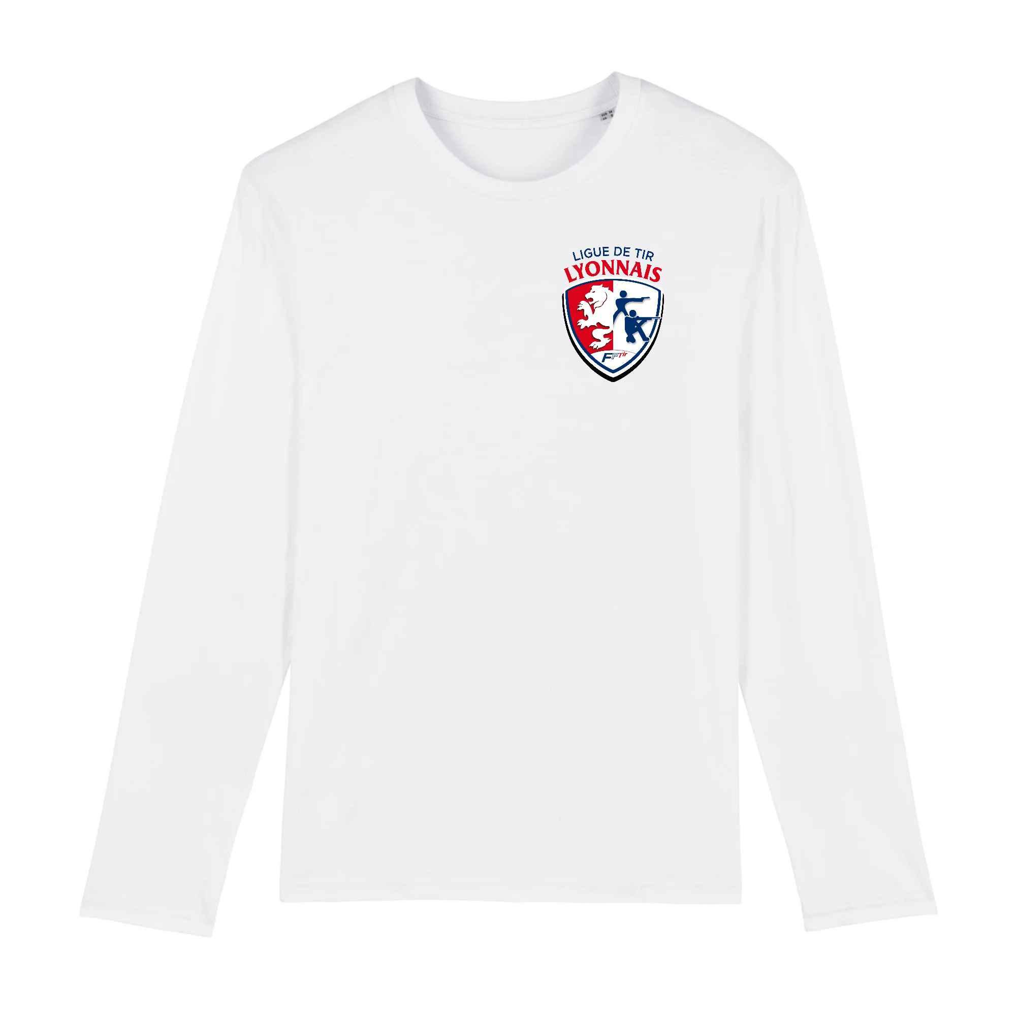 T-shirt manches longues Homme 100% coton Bio – Ligue
