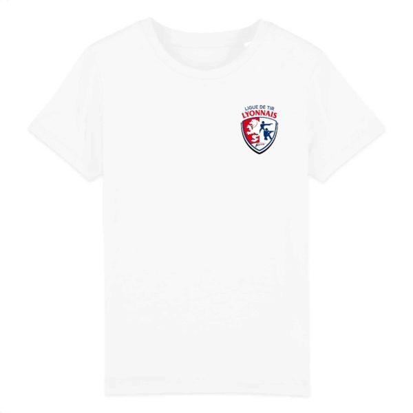 T-shirt Enfant – 100% coton Bio – Ligue