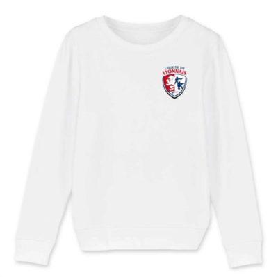 Sweat-shirt Enfant Bio - Ligue