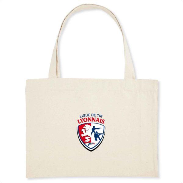 Shopping bag – Coton BIO – Ligue