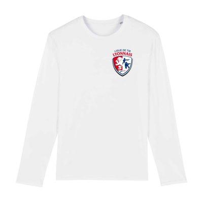 T-shirt manches longues Homme 100% coton Bio - Ligue